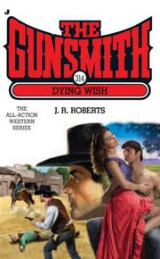 Cover of: The Gunsmith 314 | J.R. Roberts