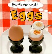 Cover of: Eggs (What's for Lunch)