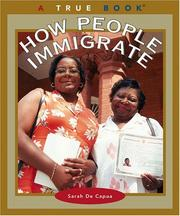 Cover of: How People Immigrate