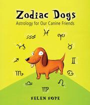 Cover of: Zodiac Dogs