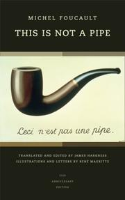 Cover of: This Is Not a Pipe