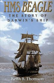 Cover of: HMS Beagle
