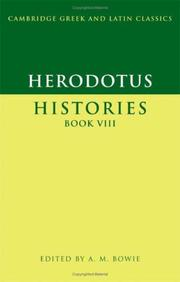Cover of: Herodotus | Herodotus