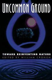 Uncommon Ground: Toward Reinventing Nature