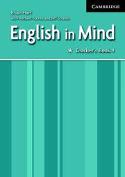 Cover of: English in Mind 4 Teacher