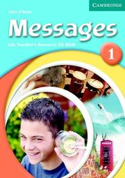 Cover of: Messages Level 1 EAL Teacher's Resource CD-ROM (Messages)