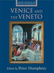 Cover of: Venice and the Veneto
