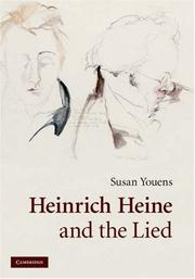 Cover of: Heinrich Heine and the Lied