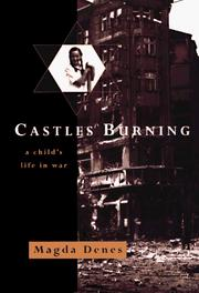 Cover of: Castles Burning