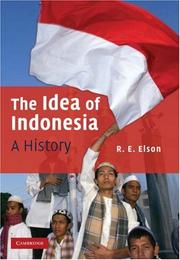 Cover of: The Idea of Indonesia