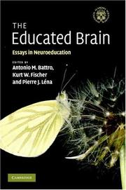 Cover of: The Educated Brain |
