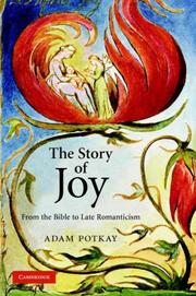 Cover of: The Story of Joy