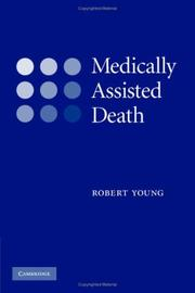 Cover of: Medically Assisted Death