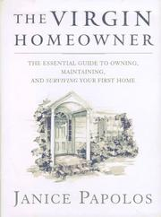 Cover of: The virgin homeowner