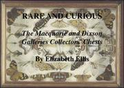 Cover of: Rare and Curious