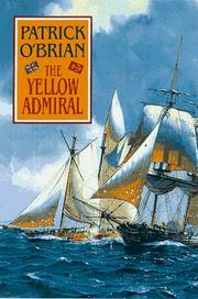 Cover of: The yellow admiral