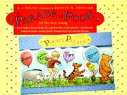 Cover of: Pooh's Parade: Four Fit-Together Board Books