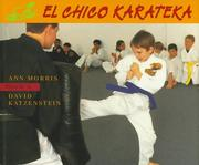Cover of: El chico karateka