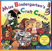 Cover of: Miss Bindergarten Craft Center
