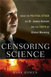 Cover of: Censoring Science