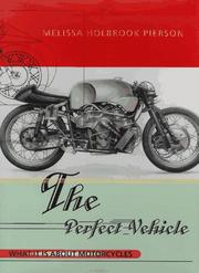 Cover of: The Perfect Vehicle