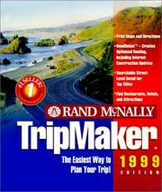 Rand McNally Tripmaker 1999