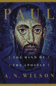 Cover of: Paul: The Mind of the Apostle