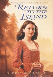 Cover of: Return to the island