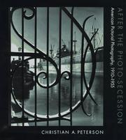 Cover of: After the photo-secession