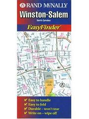 Cover of: Winston-Salem (North Carolina) |