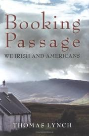 Cover of: Booking passage | Thomas Lynch