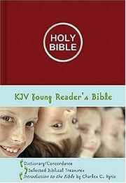 Cover of: KJV Young Reader's Bible