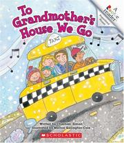 Cover of: To Grandmother's House We Go