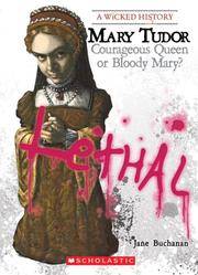 Cover of: Mary Tudor |