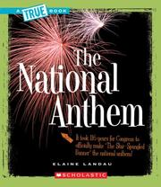Cover of: The National Anthem