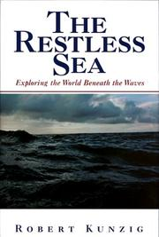 Cover of: The restless sea | Robert Kunzig