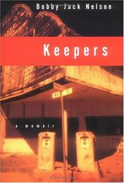 Cover of: Keepers | Bobby Jack Nelson