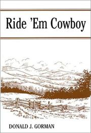 Cover of: Ride