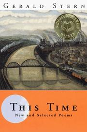 Cover of: This time