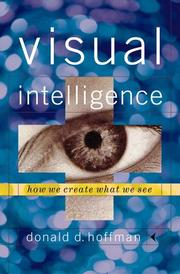 Cover of: Visual intelligence | Donald D. Hoffman