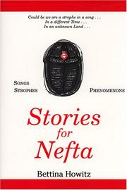 Cover of: Stories for Nefta | Bettina Howitz