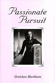 Cover of: Passionate Pursuit