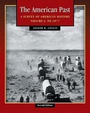 Cover of: American Past