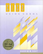 Cover of: Cics Using Cobol | Andrew M. Suhy