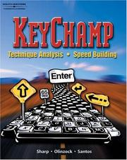 KeyChamp Windows Site License by Walter M. Sharp, Anthony A. Olinzock, Otto Santos