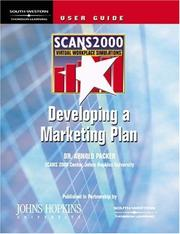 SCANS 2000: Developing a Marketing Plan
