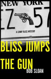 Cover of: Bliss Jumps the Gun