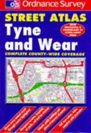 Cover of: Tyne and Wear Street Atlas (OS / Philip