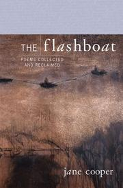 Cover of: The flashboat | Cooper, Jane