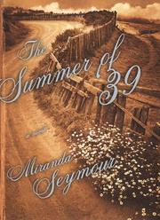 Cover of: The summer of '39